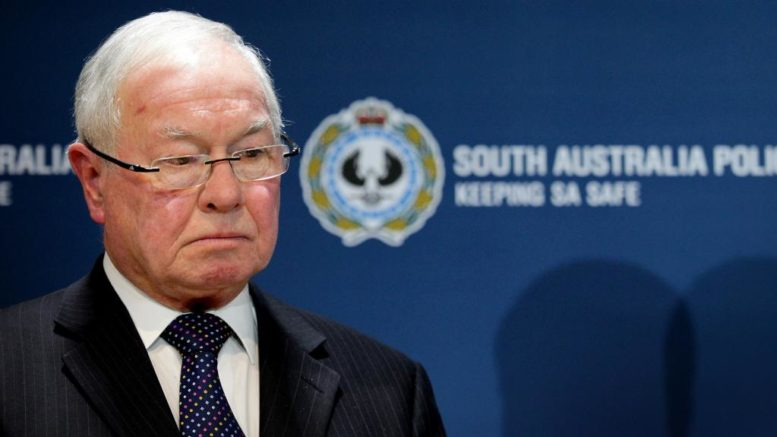 ICAC proceedings in NSW are far more accessible to the public than they are in SA. Barry Lander appointed by MP John Rau